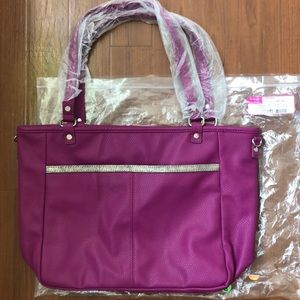 Townsfair Reversible Tote by Thirty-one (Jewell)